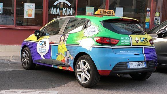 Centre de Conduite Roannais propose une formation au permis B automobile
