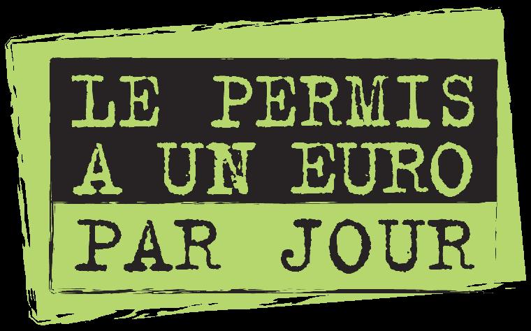 Le permis à un euro par jour chez Centre de Conduite Roannais